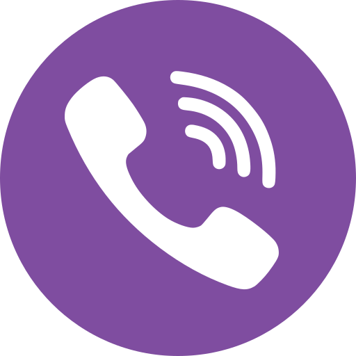 communication, device, mobile, phone, service, viber, voip icon