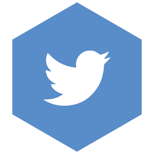 Blue, twitter icon - Free download on Iconfinder