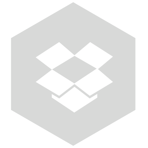 dropbox, six icon