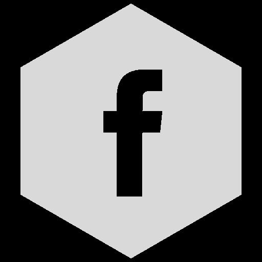 facebook, six icon