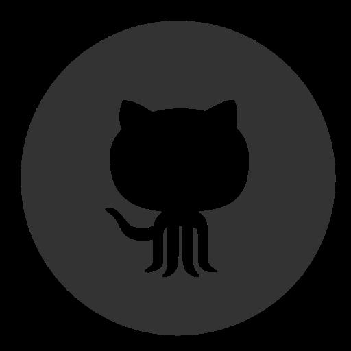 circle, color, github icon