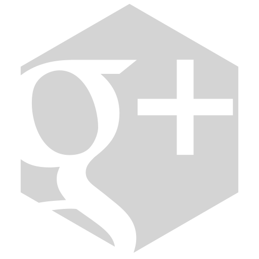 google, gray, six icon