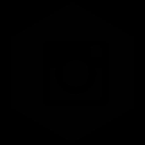 instagram, six icon