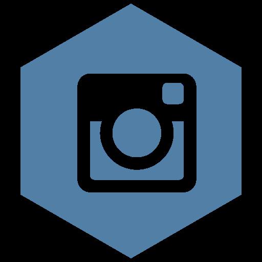 color, instagram, six icon