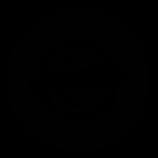 circle, neilorangepeel icon