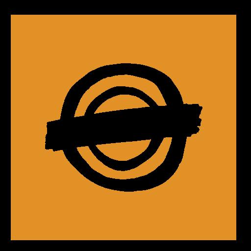 neilorangepeel, square icon