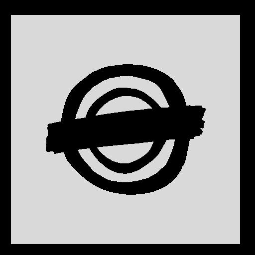 gray, neilorangepeel, square icon