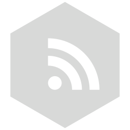 gray, rss icon
