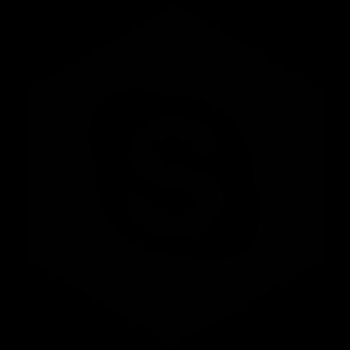 six, skype icon