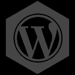 six, wordpress icon