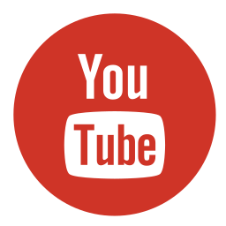 circle, color, youtube icon