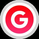 google, logo, media, social