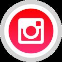 instagram, logo, media, social