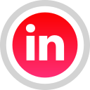 linkedin, logo, media, social