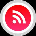 logo, media, rss, social
