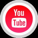 logo, media, social, youtube