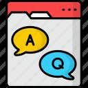 faq, question, support, help, service, web