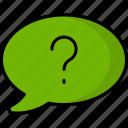 faq, support, help, service, question mark