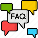 faq, question, support, help, service, question answer