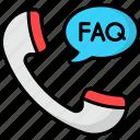 faq, question, support, help, service, call center, call