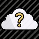 question, help, faq, cloud, support, server