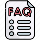document, file, faq, answer, question, support