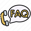 phone, telephone, faq, question, answer, support, service