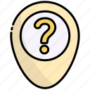 placeholder, pin, question, help, service, support