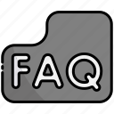 faq, help, question, support, ask, information