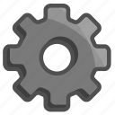 cog, edit, gear, setting, settings icon