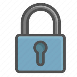 firewall, lock, secure, secured, security icon