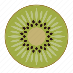 fresh fruit, fruit, kiwi, tropical fruit, vitamins icon