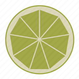 cocktail, cuba libre, fruit, health, lime, tropical fruit, vitamins icon