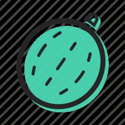 field, food, fruit, healthy, melon, sweet, watermelon icon