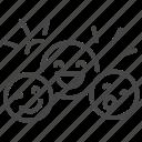 emoticons, emotion, enjoy, friend, happy, relationship, smiley icon