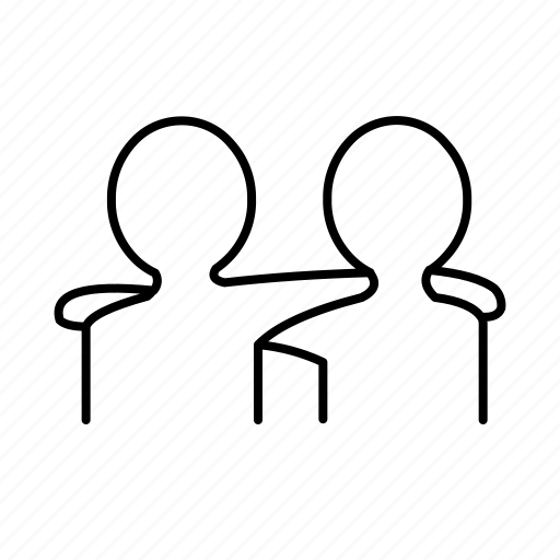 friends, help, partner, support, team, trust icon