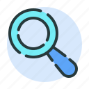 analytics, business, engine, optimization, report, search icon