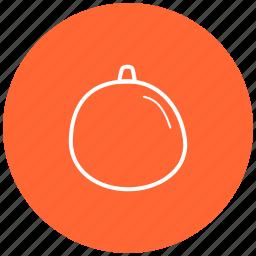 component, food, fruit, ingredient, orange icon