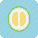 agriculture, cuisine, drink, durian, food, fruit, nature icon