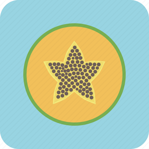 agriculture, cuisine, drink, food, fruit, nature, papaya icon
