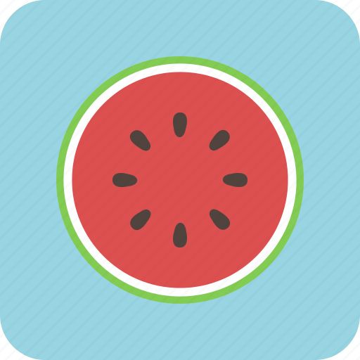 agriculture, cuisine, drink, food, fruit, nature, watermelon icon