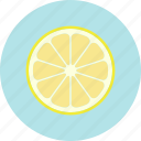 citrus, food, fruit, lemon, plant, yellow icon