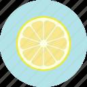 citrus, food, fruit, lemon, plant, yellow icon