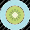 food, fruit, kiwi fruit, plant, seed icon