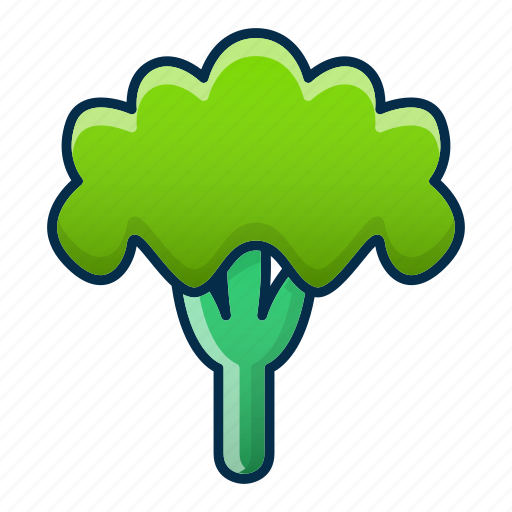 cauliflower, cooking, food, vegetable icon