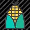 corn, food, fruit, healthy, vegetable