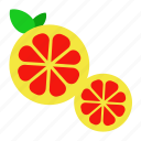 citrus, fruit, orange, orange fruit, orange fruit icon