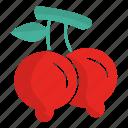 food, fruit, mango, tropical