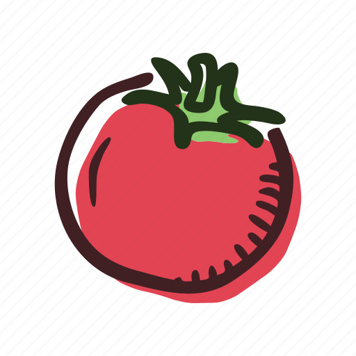 field, food, garden, healthy, tomato, vegetable icon