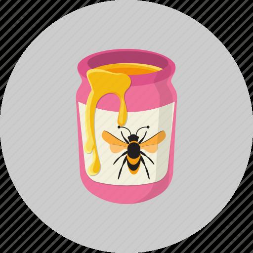 honey, jar icon